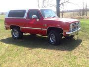 1986 chevrolet Chevrolet Blazer K5