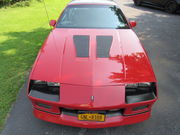 1985 Chevrolet Camaro IROC-Z L69 w manual tranny MINT