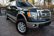 2012 Ford F-150 4WD  KING RANCH-EDITION