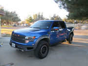 2014 Ford F-150 SVT Raptor Crew Cab Pickup 4-Door
