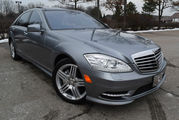2013 Mercedes-Benz S-Class 4MATIC AMG PACKAGE-EDITION  Sedan 4-Door